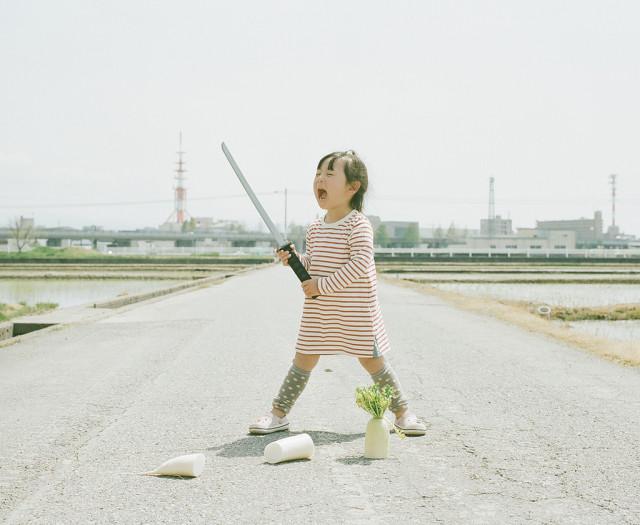My Daughter Kanna by Nagano Toyokazu