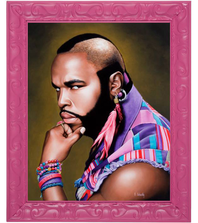 Mr. T for Terrific by Scott Scheidly