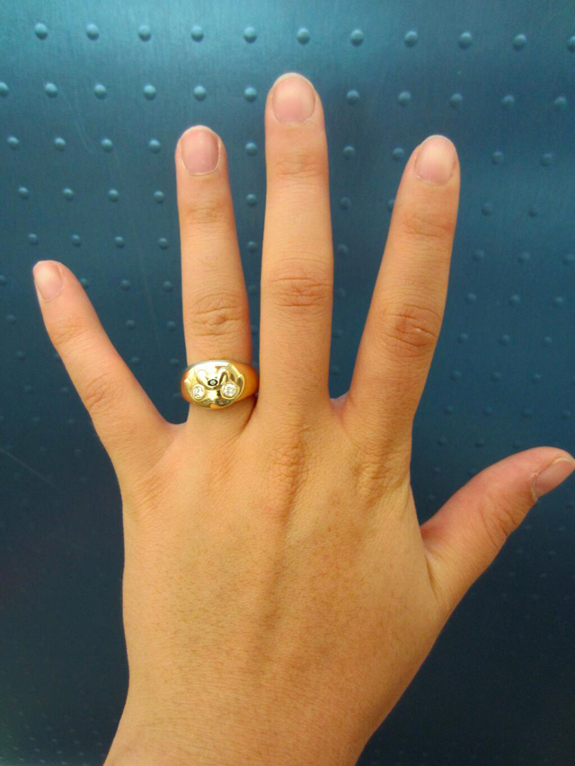 Adventure Time Engagement Ring