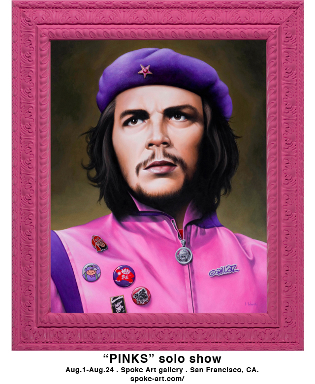 Che Guevara by Scott Scheidly