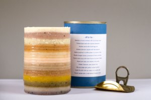 12-Course Meal in a Can by Chris Godfrey