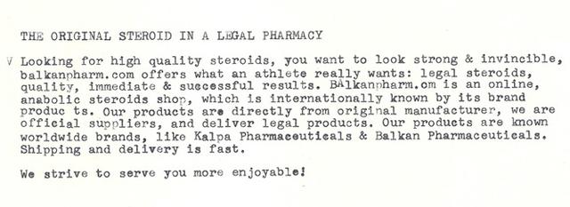 Power Pharmacist Letter