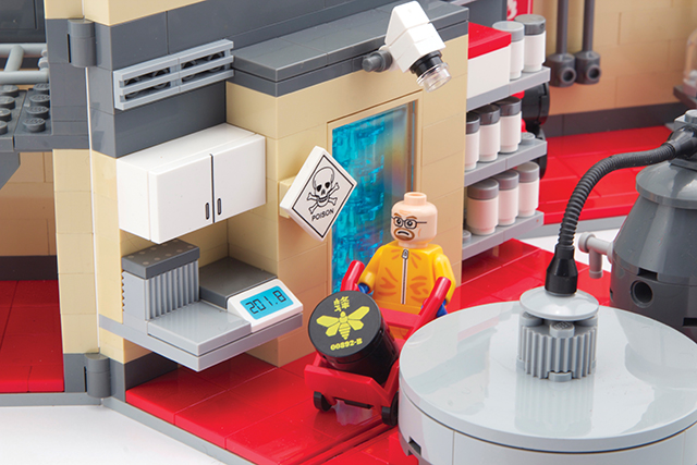 Superlab Playset