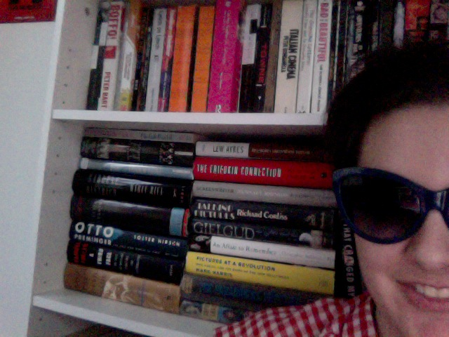 Bookshelfies