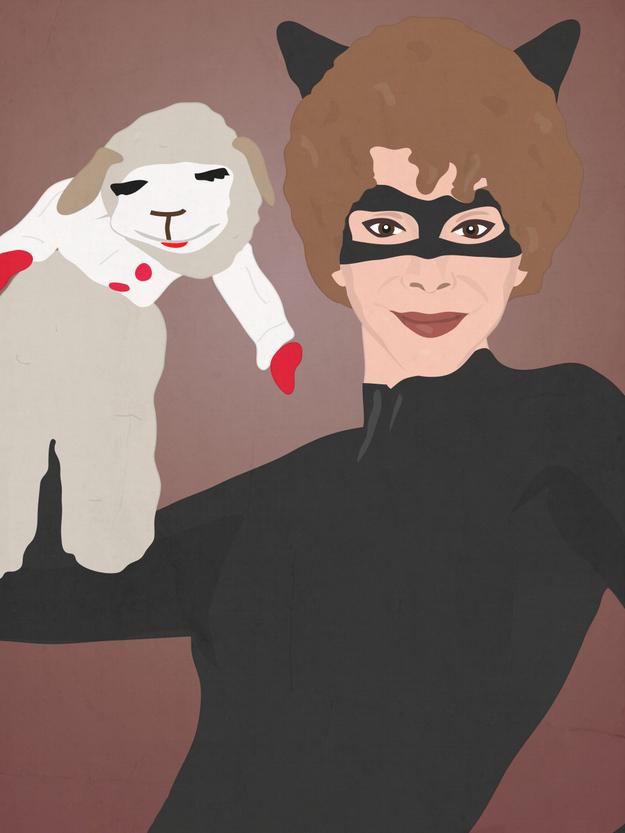 Children's TV Superheroes