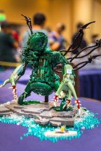 LEGO Cthulhu