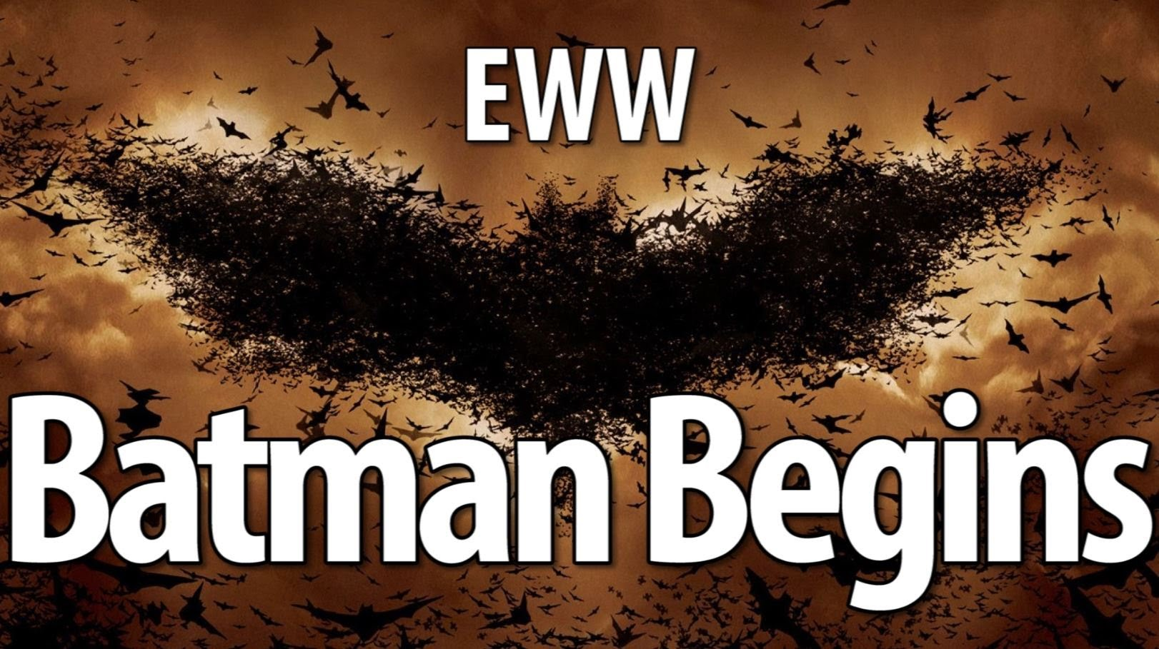 Everything Wrong With 'Batman Begins' In 6 Minutes Or Less