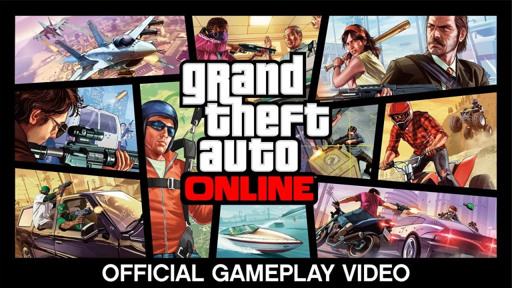 Grand Theft Auto Online, Rockstar Games' Upcoming Online Multiplayer Open World Video Game