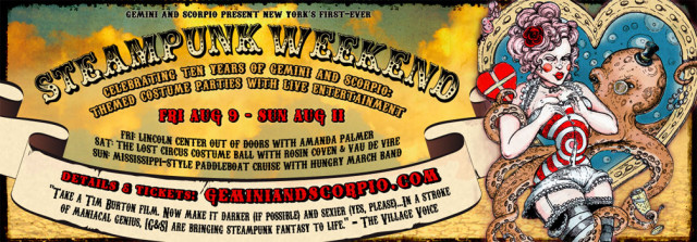 NYC Steampunk Weekend