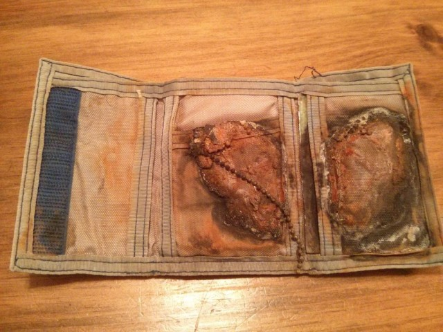 Man's wallet returned after 24 years