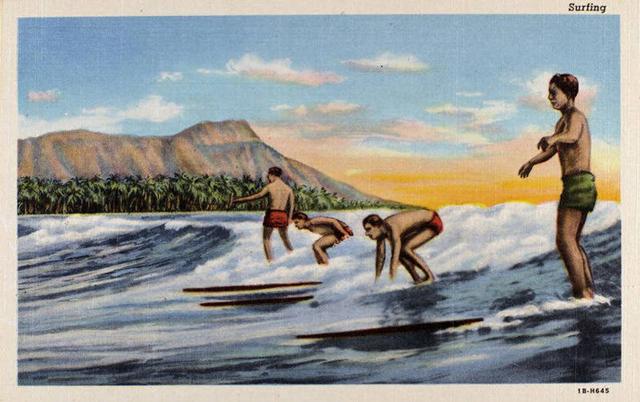 Surf Monsterless