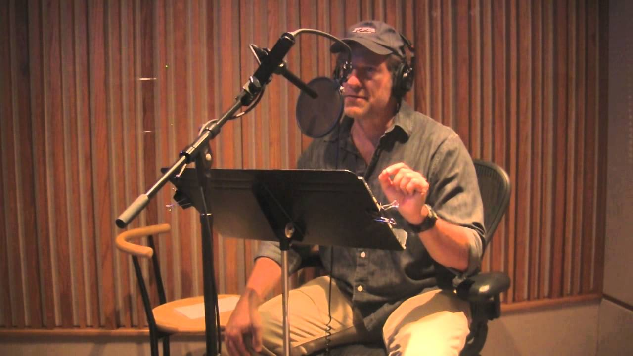 Mike Rowe Demonstrates a Voiceover Trick in 'Adventures in Voiceover'