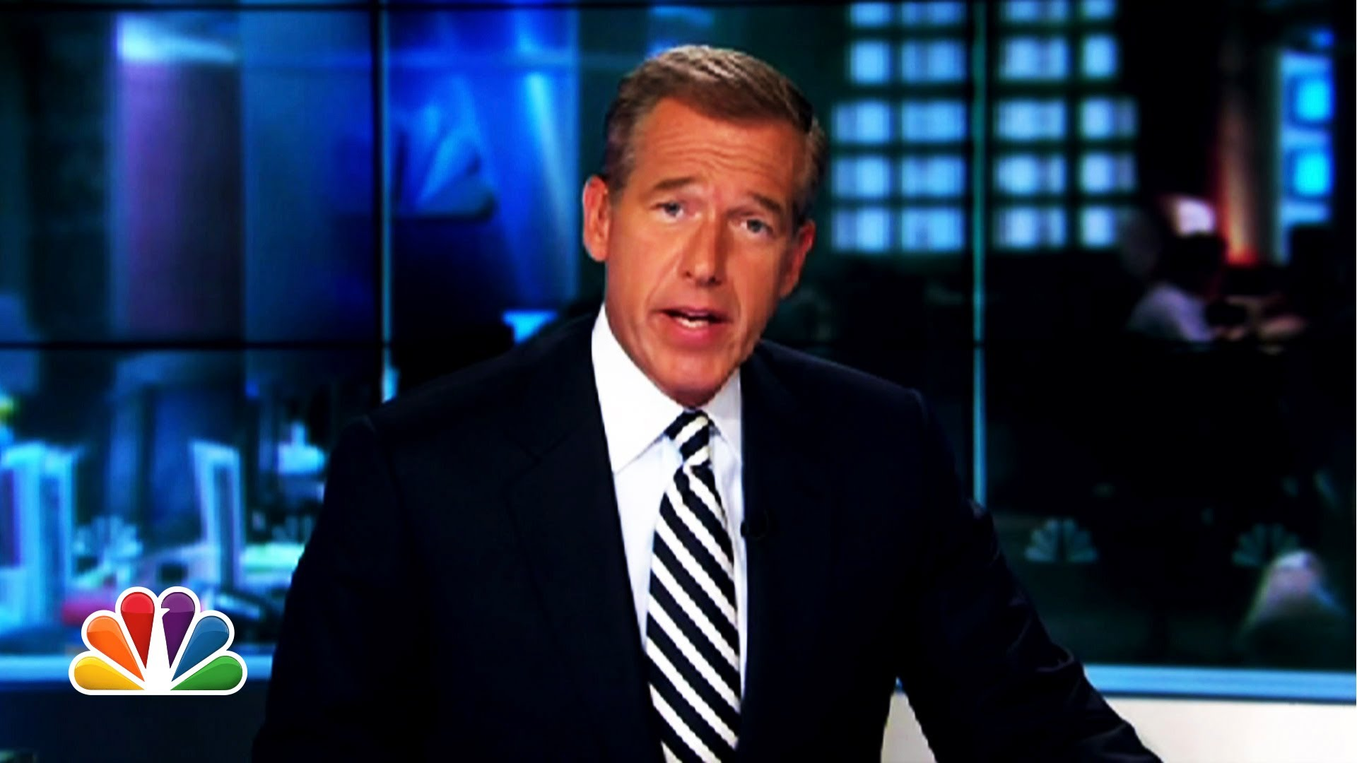 News Anchor News-anchor-brian-williams- ...