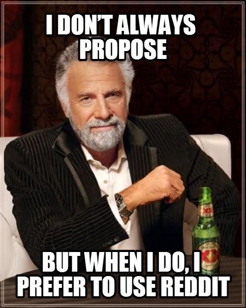 Reddit Proposal