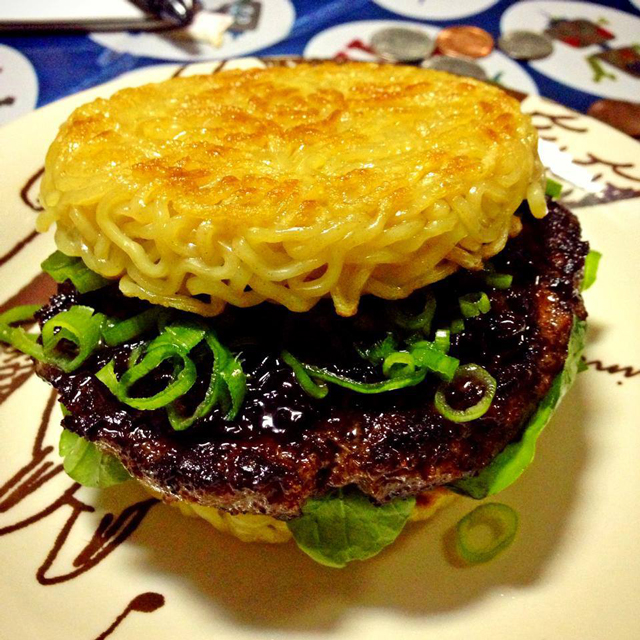 Ramen Burger