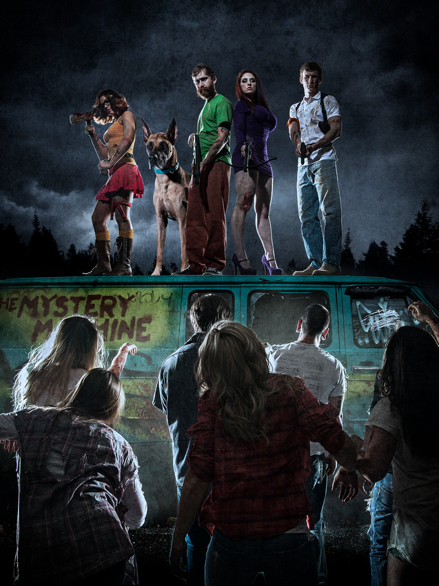 Scooby Doo Zombies