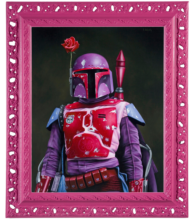 Boba Fett by Scott Scheidly