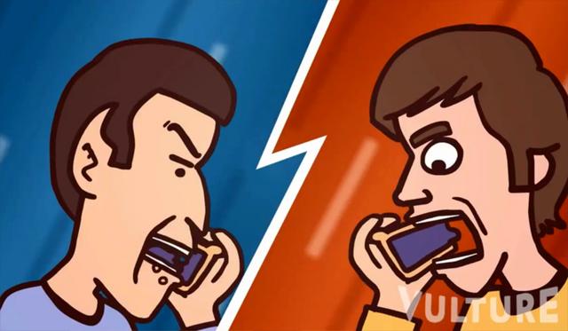 Animated Version of Breaking Bad Star Trek Story