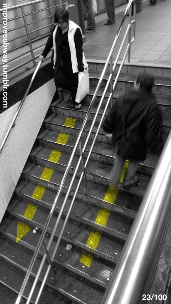 100 Improvements to the New York City Subway