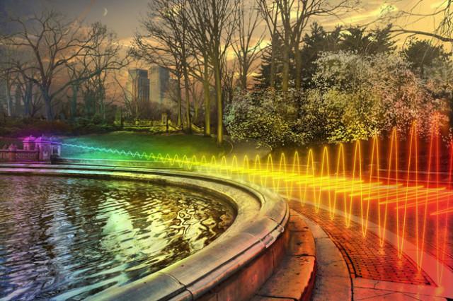 Wi Fi visualizations by Nickolay Lamm