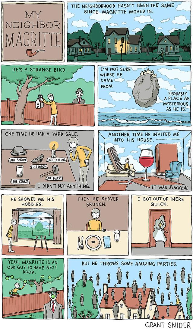 My Neighbor Magritte