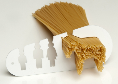 I Could Eat a Horse Spaghetti Measuring Tool