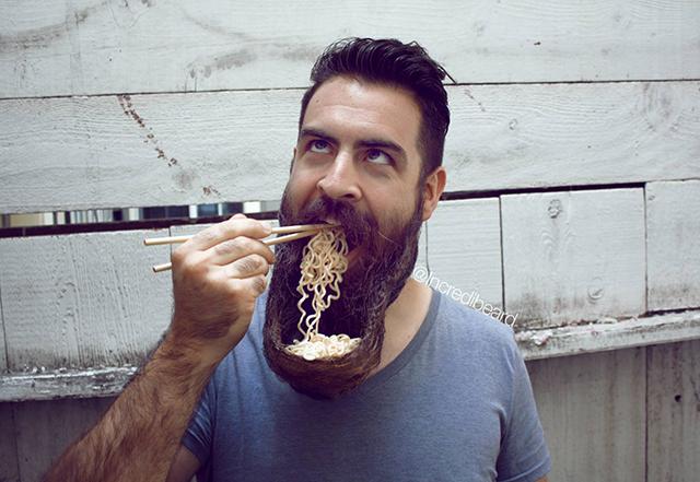Ramen Beard Bowl