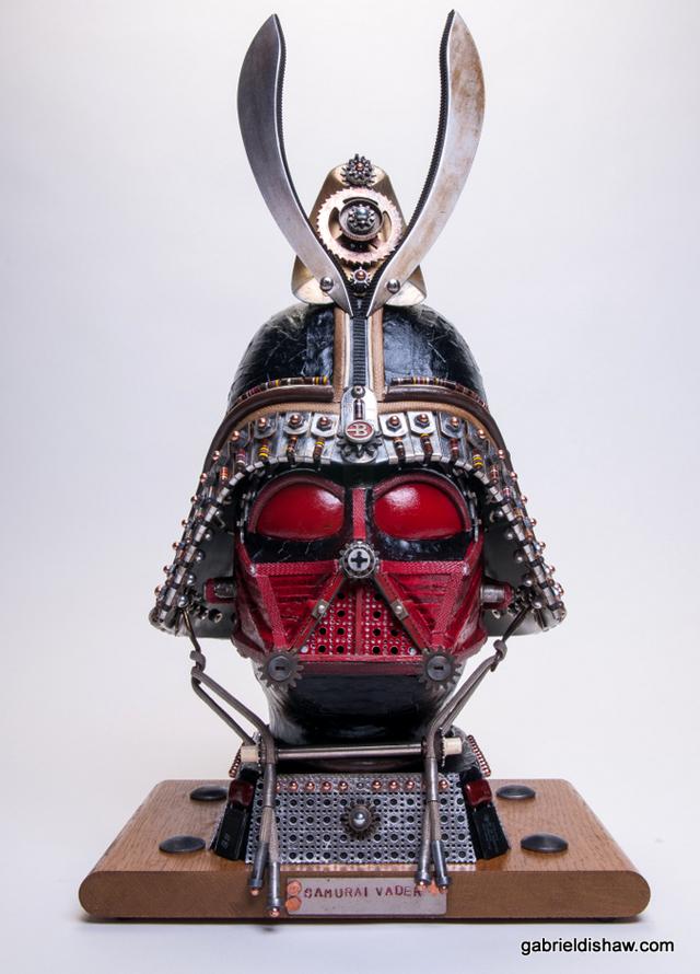 Samurai Vader