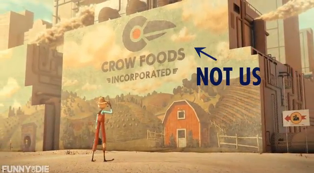 Honest Scarecrow, A Critical Parody of Chipotle's 'The Scarecrow' Ad
