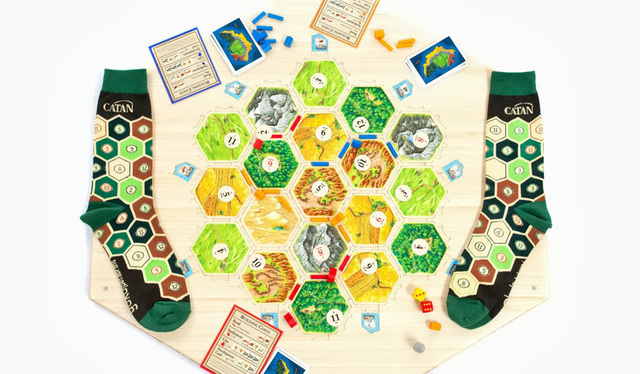Socks of Catan
