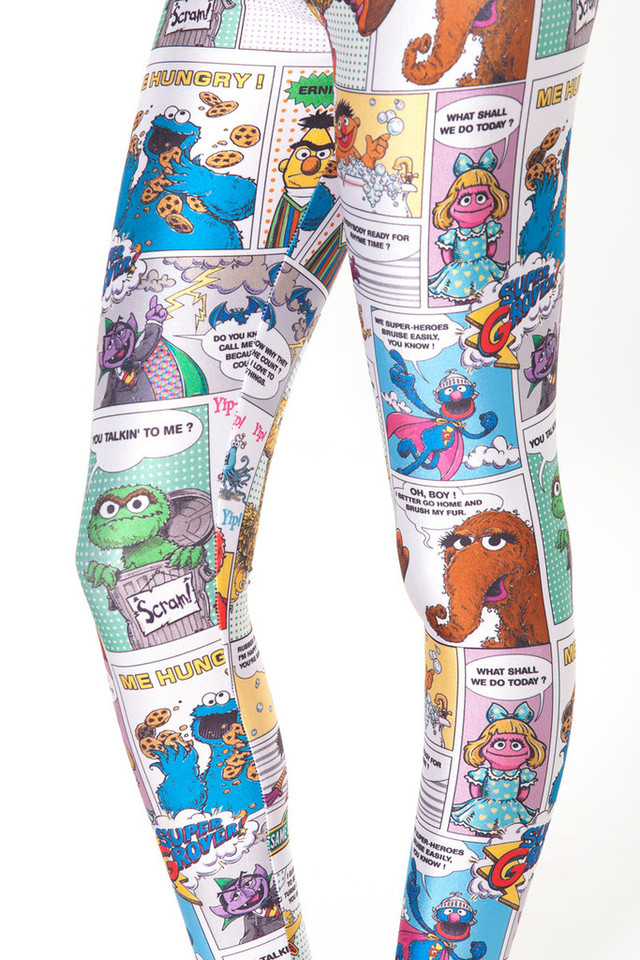 Sesame Street Leggings
