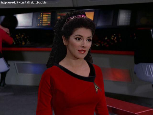 Star Trek: TNG in TOS