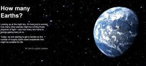 How Many Earths