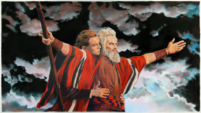 Kings of the World by Eric Yahnker