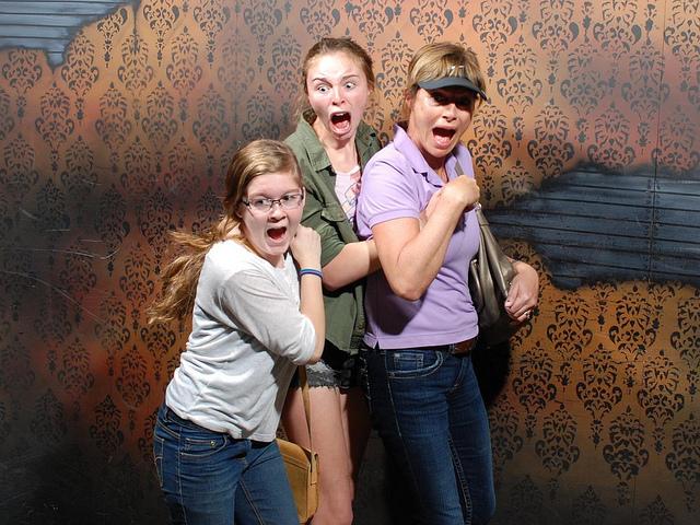 Nightmare Fear Factory 2013