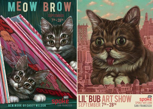 Lil Bub Meow