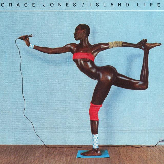 Grace Jones by Jean Paul Goude