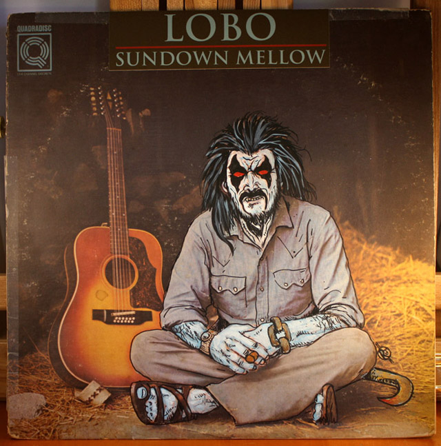 LOBO LP Painting