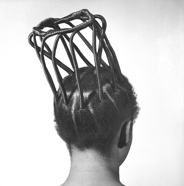 Photos of the Incredibly Elaborate Women's Hairstyles of Nigeria