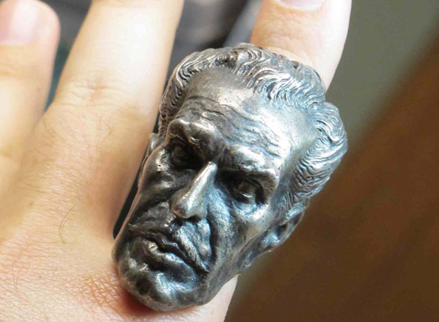 Vincent Price Ring