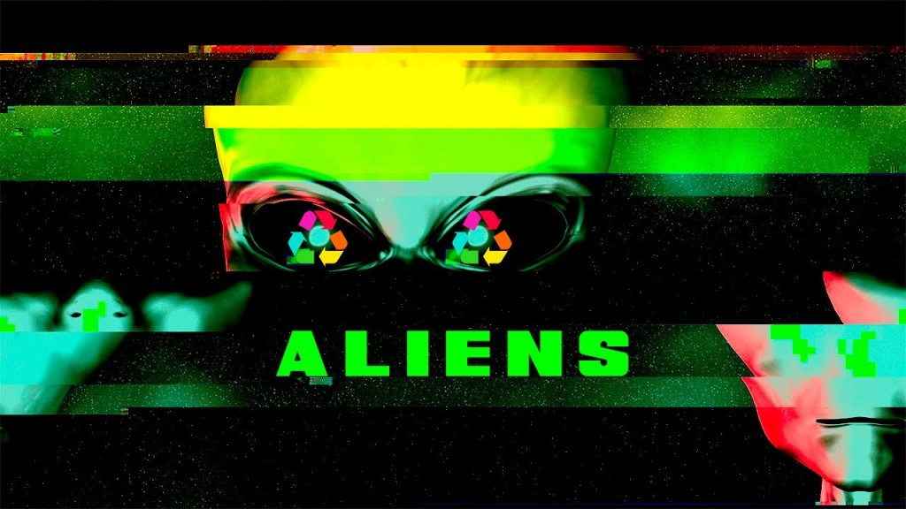 Aliens, Supercut Remix of Films & TV Shows Featuring Extraterrestrials by Eclectic Method