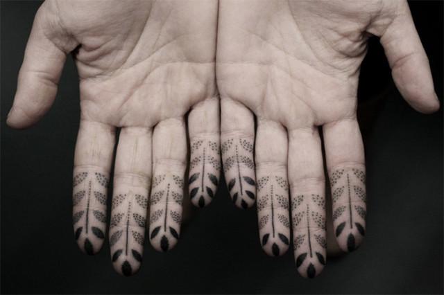 Stipple tattos by Kenji Alucky