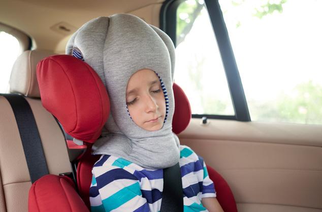 ostrich pillow junior a sleep cocoon for kids