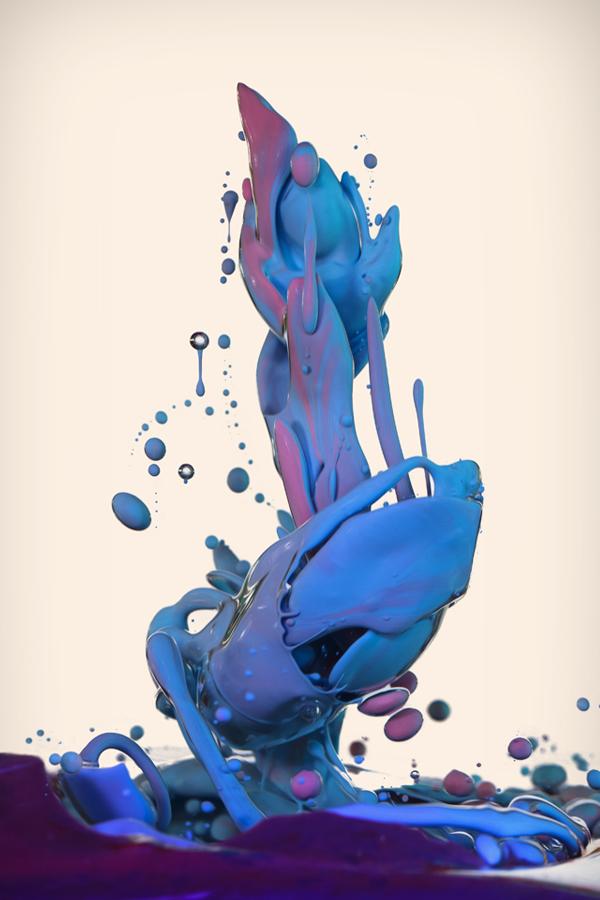 Dropping by Alberto Seveso