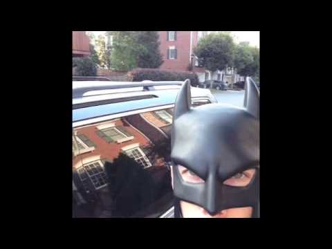 BatDad Wears a Batman Mask and Makes Hilarious Vine Videos With His Wife and Kids