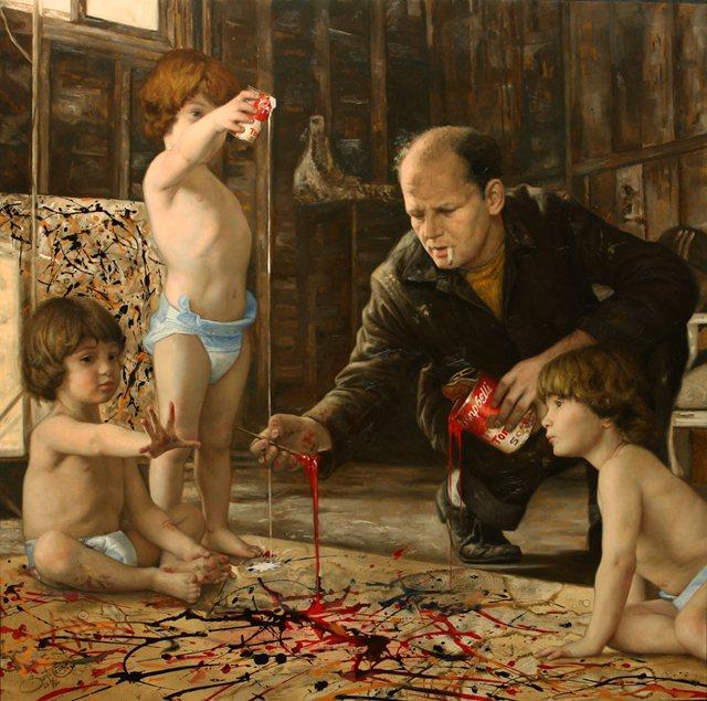 Syncretism by Cesar Santos