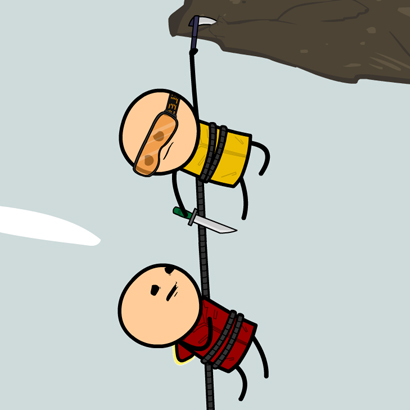 Cyanide & Happiness: The Rope