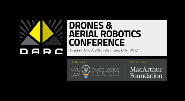 Drones and Aerial Robotics Conference New York City