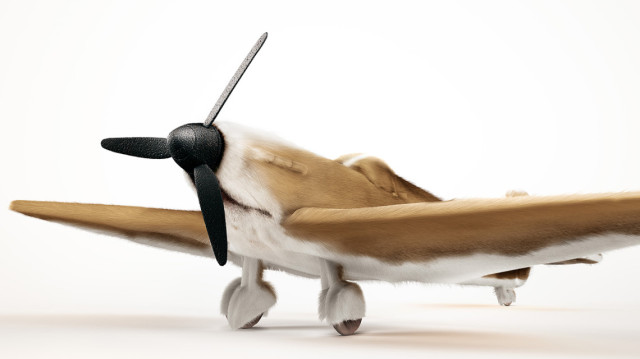 Dogfighter by INK