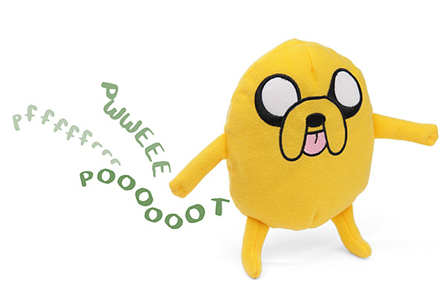 Adventure Time Epic Gassy Jake
